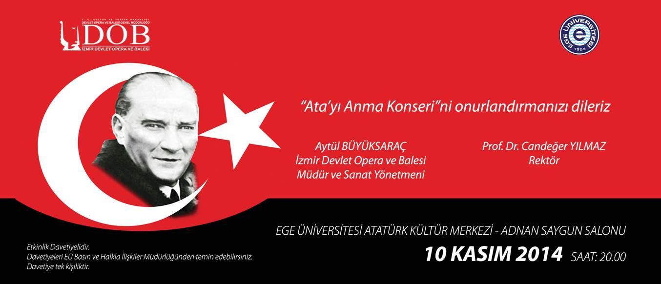 Ege Üniversitesi Atatürk Kültür Merkezi